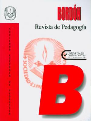 Revista de Pedagogía Bordón